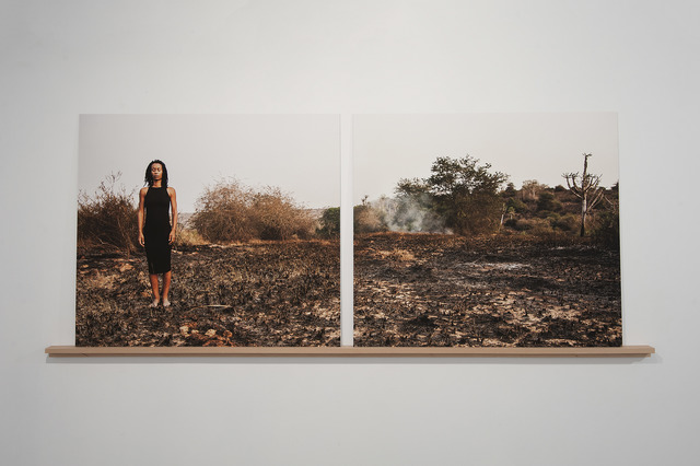 , 'Formation,' 2017, Sabrina Amrani