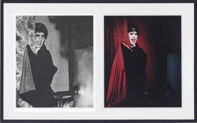 Mike Kelley, 'Extracurricular Activity Projective Reconstruction #20 (Lonely Vampire)', Christie's
