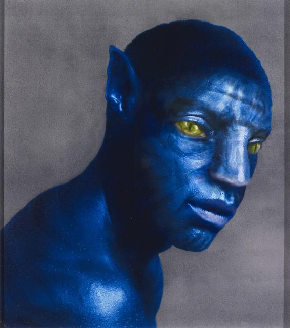 Candice Lin, 'Gaze (12)', 2013, Quadrado Azul