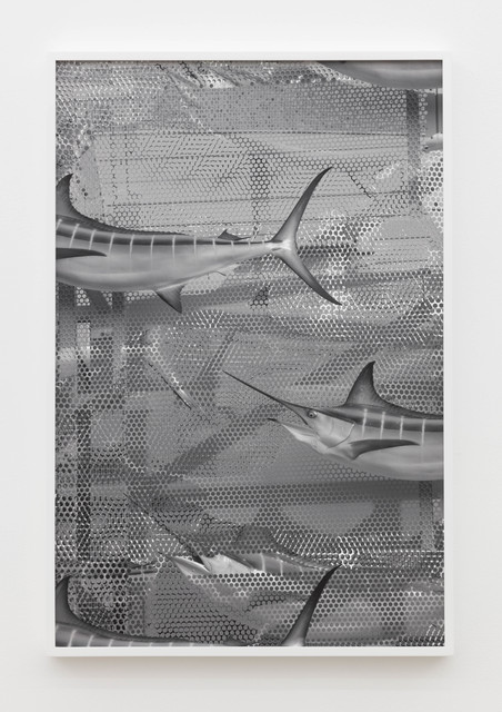 , 'Untitled ('Acid Rap'),' 2016, Anat Ebgi
