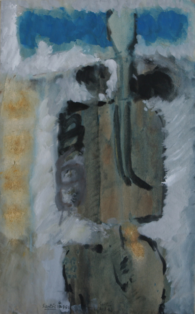 Sarkis, 'Untitled (1963.10.6)', 1963, Galerie Nathalie Obadia