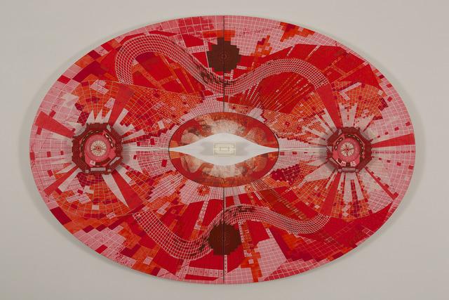 , 'LHC Red,' 2013, 101/EXHIBIT