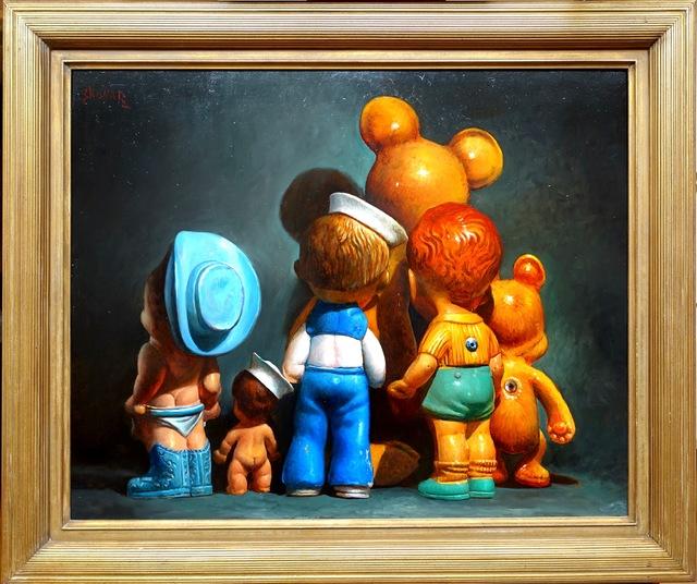 , 'Boys of Summer,' 2017, Rice Polak Gallery