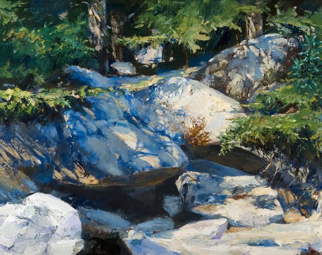 , 'Woods Bordering Sea,' , Dowling Walsh