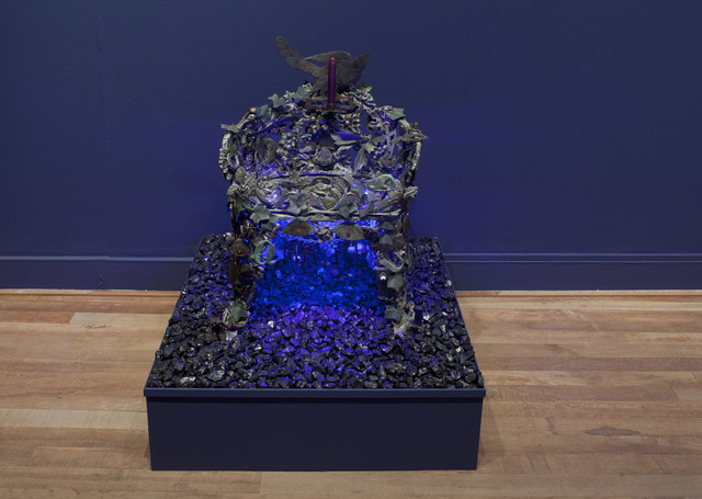 , 'Pause Here - Spirit Chair,' 8919, Roberts & Tilton