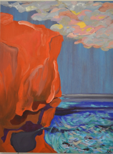 , 'Dangerous Cliffs,' , Zenith Gallery
