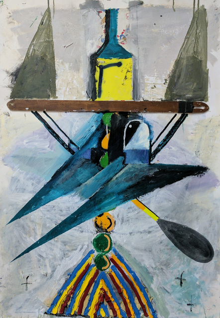 , 'Speedy,' 2016, Allouche Gallery
