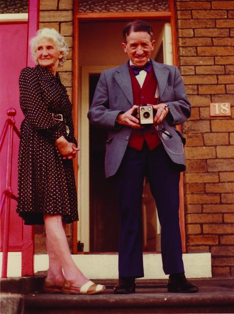 David Hockney, 'My Parents,' 1975, Sims Reed Gallery