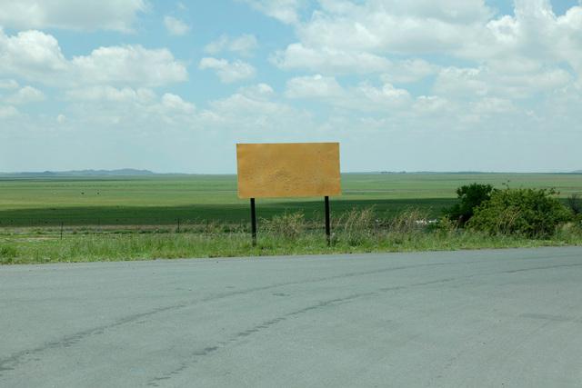, 'Road sign,' 2017, CAMARA OSCURA GALERIA DE ARTE