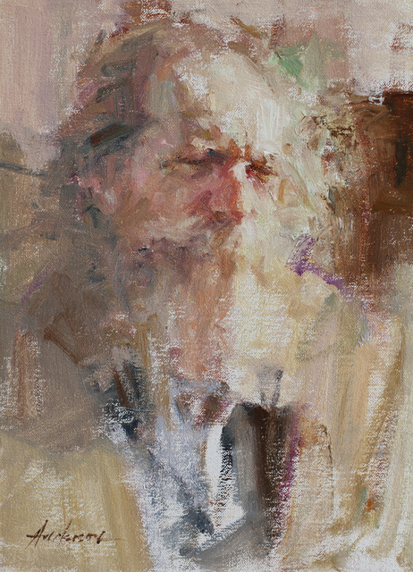 Carolyn Anderson, 'Bearded Man', ca. 2019, Gallery 1261