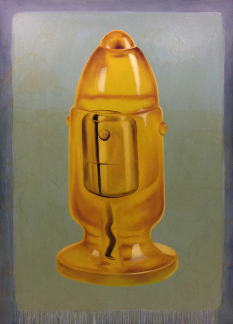 , 'Duck Dodger and his Eager Young Space Cadet and the Artillery Shell Butt Plug,' 2003, Benjaman Gallery Group