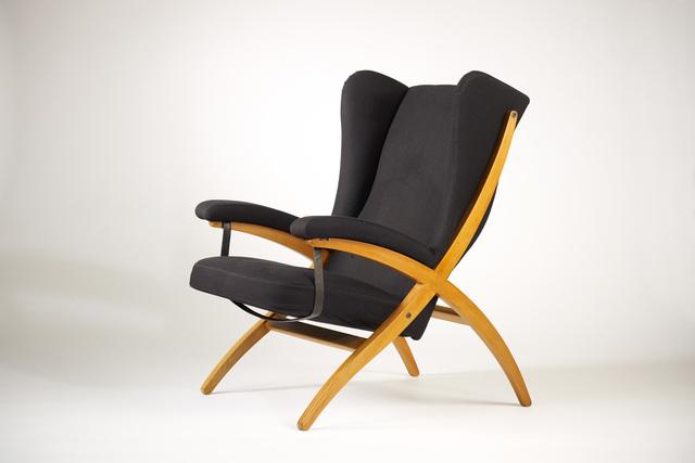 Franco Albini, 'Fiorenza PL44 armchair,' 1967, Casati Gallery