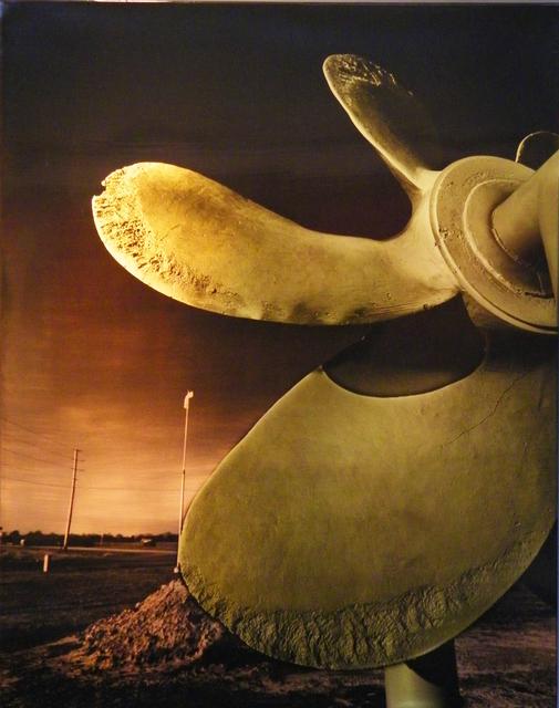 , 'Pinwheel,' 1993, Atrium Gallery