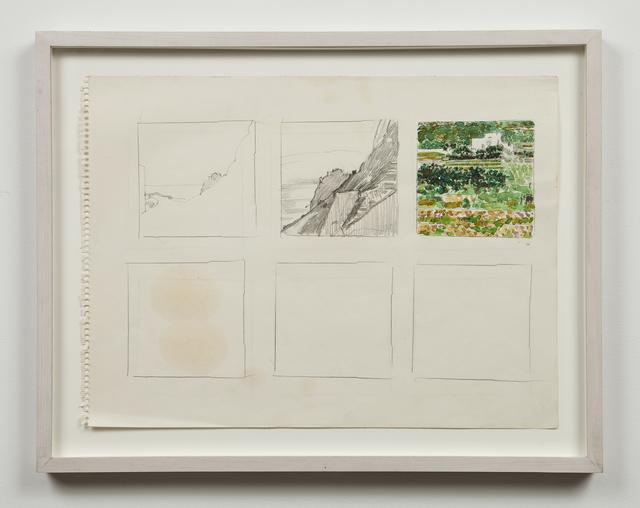 , 'Untitled (6 studies),' ca. 1975, Mai 36 Galerie