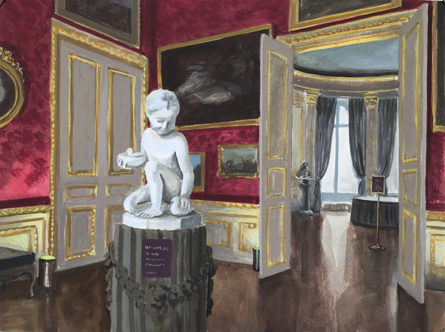 , 'Museum XXIV,' 2019, Gibbons & Nicholas