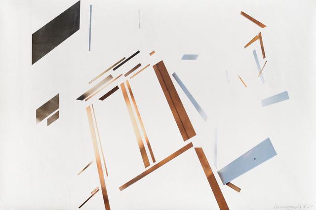 Lada Nakonechna, 'Merge visible. Composition No. 24', 2015, Galerie EIGEN + ART