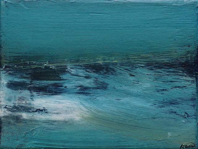 , 'Sea Study I,' 2018, Little Buckland Gallery