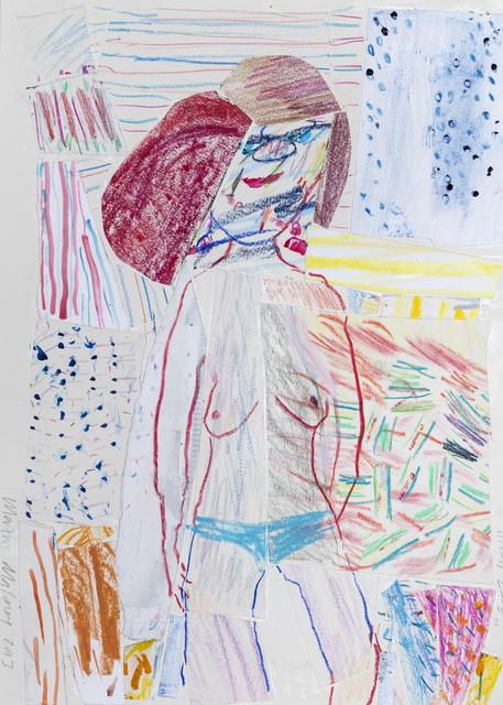 , 'Fat Hen,' 2013, JGM Gallery