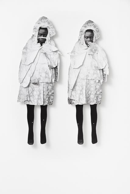 Frida Orupabo, 'Untitled', 2018, Galerie Nordenhake