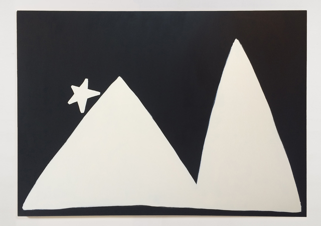 , 'Double black diamond,' 2016, Frutta