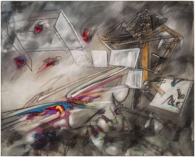 , 'Untitled,' 1958, Galeria Freites