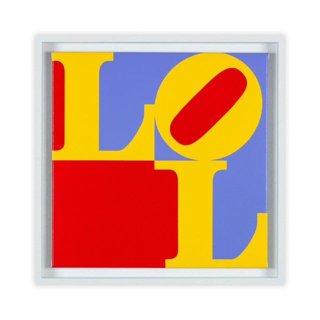 Luke Newton, 'SMALL LOL 1/3', 2020, Painting, Acrylique sur toile, David Pluskwa