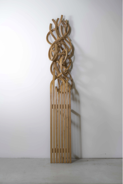 , 'Vertical Bench,' 2016, Galerie Xippas