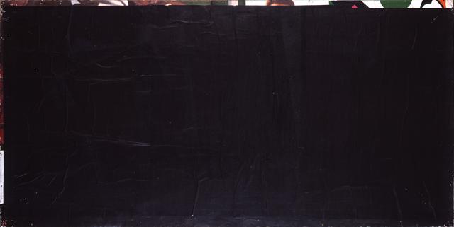 , 'Blank-nero,' 1980, CARDI GALLERY