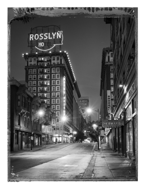 , 'Rosslyn Hotel, Los Angeles,' 2016, Hamiltons Gallery