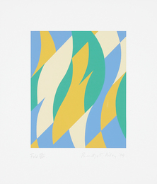 Bridget Riley, 'Fold,' 2004, Phillips: Evening and Day Editions