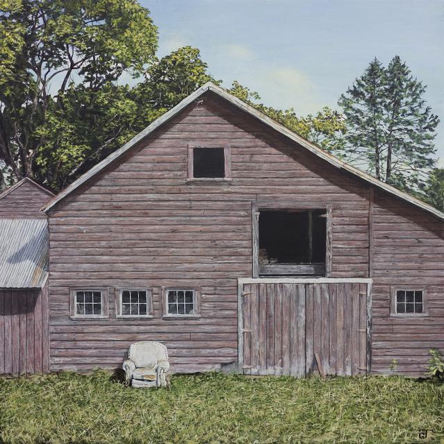 Jeff Gola, 'Summer Place', 2018, William Baczek Fine Arts