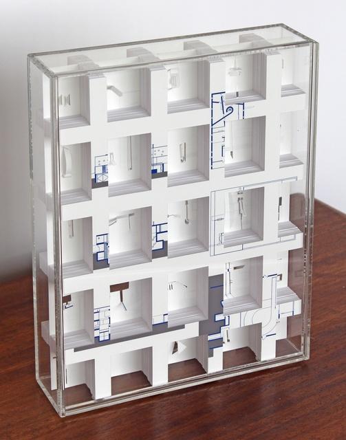 , 'Complete Coverage on Rem Koolhaas,' 2014, Hosfelt Gallery