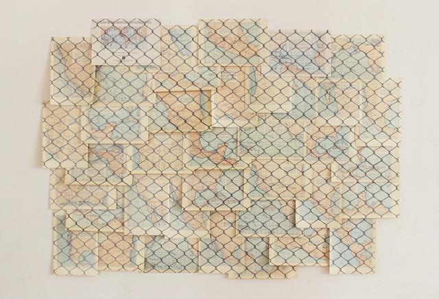 , 'Atlas Mexicano de la Conquista,' 2017, Arróniz Arte Contemporáneo