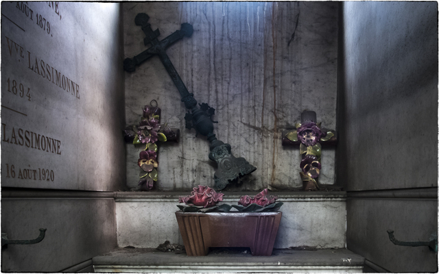 , 'Forgotten Remembrance (Cimetière Montparnasse, Paris),' , Soho Photo Gallery