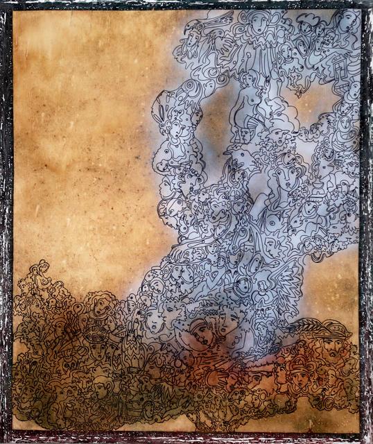 , 'ARBOL EN LLAMAS,' 2017, Wynwood 28 | Art Gallery
