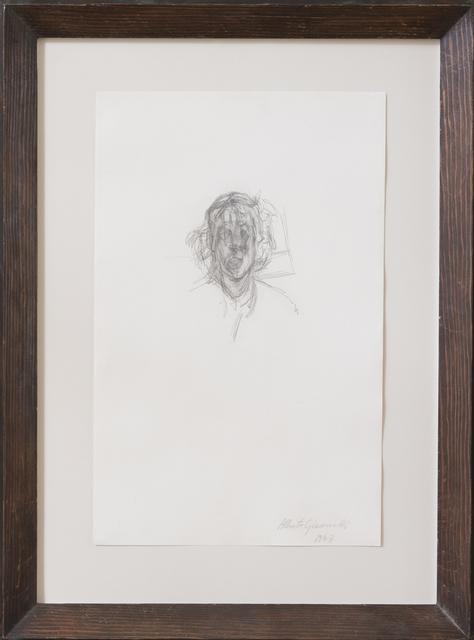 , 'Tête de femme,' 1947, Galerie Knoell, Basel