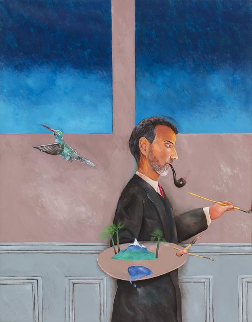 , 'Paysage intérieur,' 1993, Stevenson