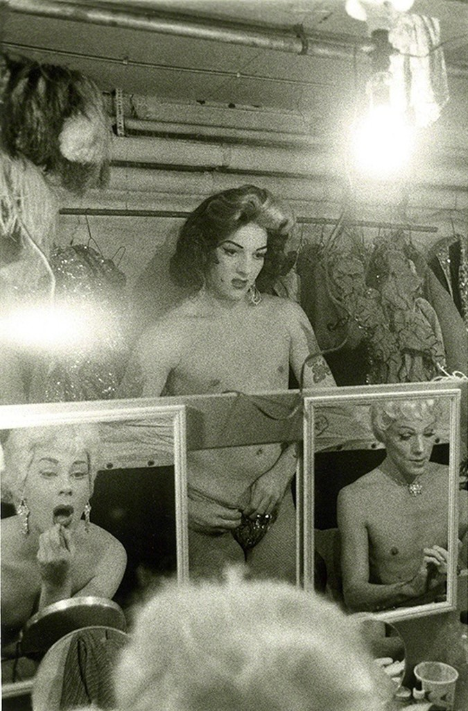 Female Impersonators, New York City