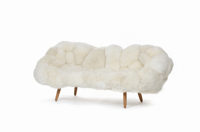 , 'Bolotas Sofa (white),' 2015, Friedman Benda