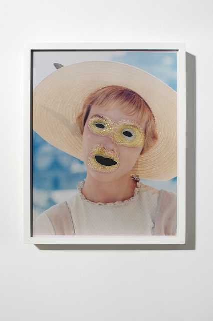, 'Self Portrait of You and Me (Julie Andrews),' 2010, Galeria Marília Razuk