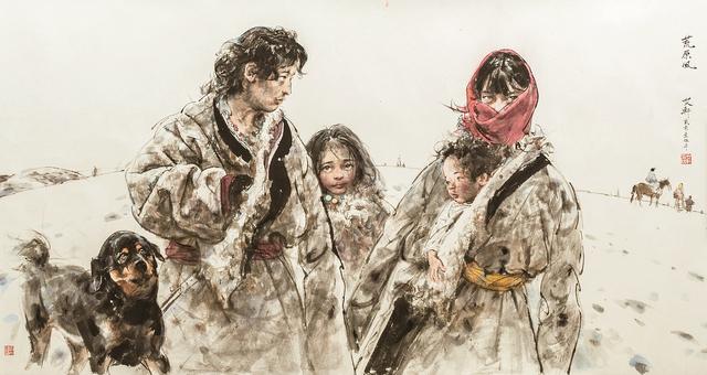 , 'Wind at Deserted Land,' 2015, Kwai Fung Hin