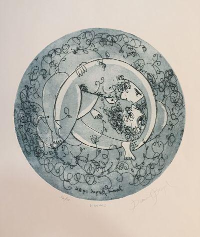 David Boyd, 'Lovers II', ca. 2005, Angela Tandori Fine Art