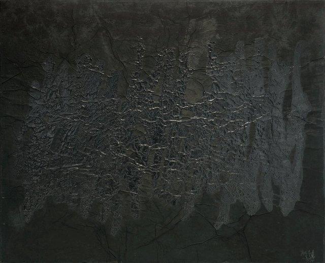 , 'Frequency 率,,' 1997, Ink Studio