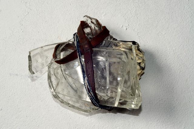 , 'Cuero y vidrio,' 2016, Nora Fisch