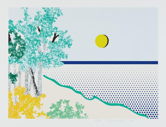 Roy Lichtenstein, 'Titled', 1996, Phillips