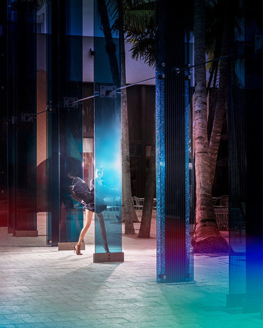 David Drebin, 'Twirling Beauty ', 2019, Photography, Digital C Print, Contessa Gallery