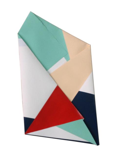 , ' S.T (Bent image).,' 2015, Galeria Sicart