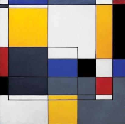 , 'Pintura 42,' 1955, Museo de Arte Contemporáneo de Buenos Aires