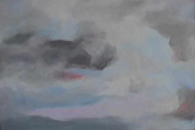 , 'Storm Leaving (oc1369),' 1983, David Richard Gallery