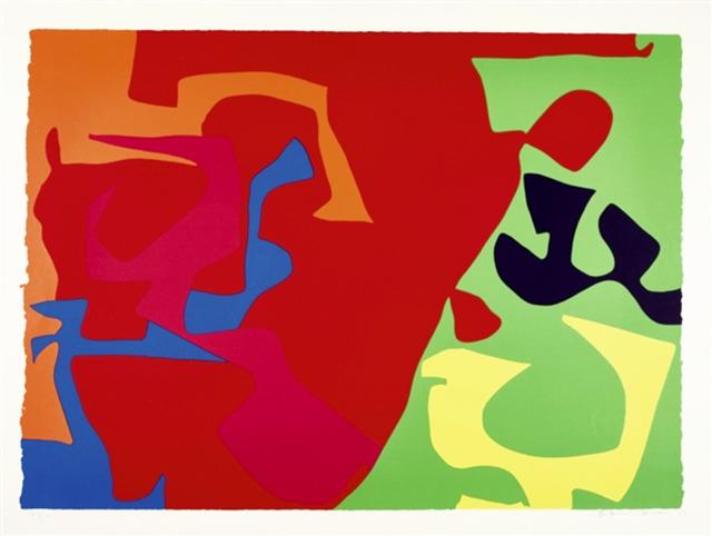 , 'January 1973 - plate 7,' 1973, Fairhead Fine Art Limited